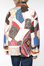 Load image into Gallery viewer, Double D Ranch Quilt Jacket ~ Bunkhouse Blanket ~ C2589 ddran