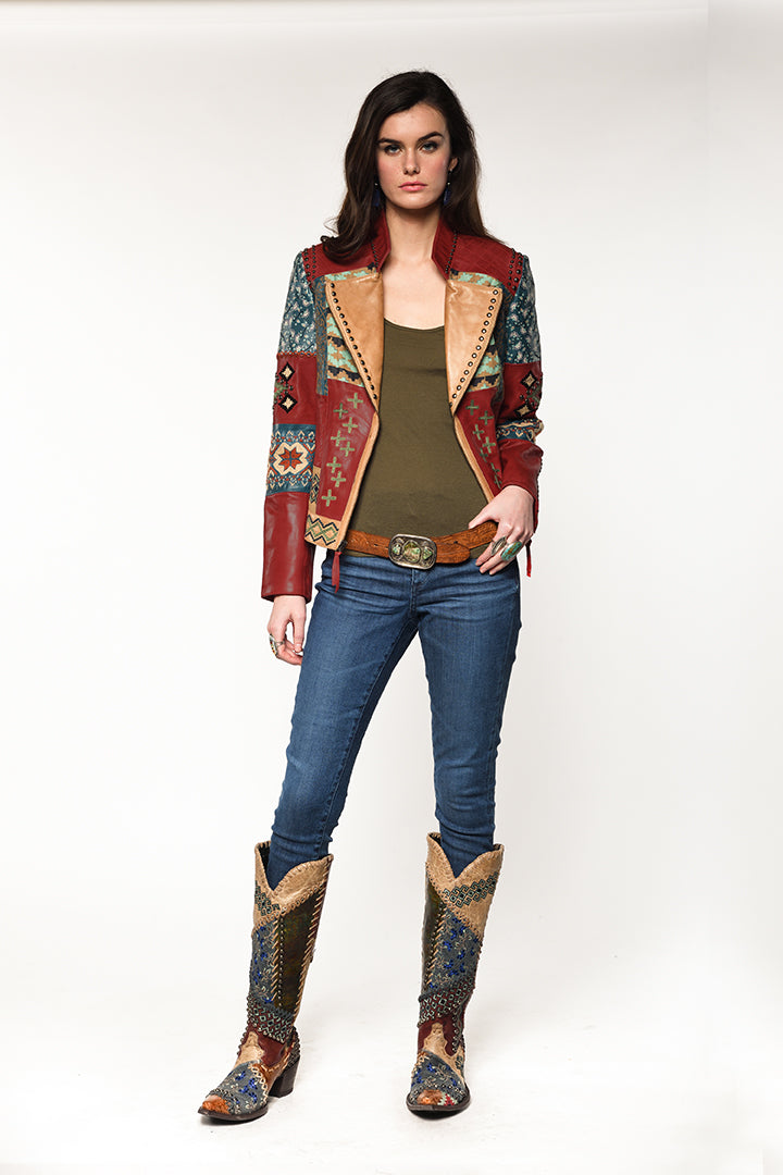 Double D Ranch ~ Blowout Jacket C2593