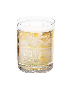 Savoy Limited Edition Harlem Candle Essence of Tropical Enchantment 6whiskey 6 whiskey six whisky