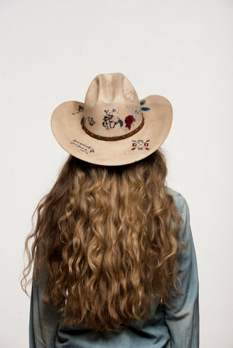 HATS Code of the West ~ Double D Ranch Hat FA526 dd 6Whiskey six whisky Georgetown Texas TX straw