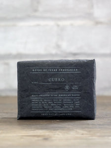Texas Soap 6 Whiskey Boyds Charcoal Deep Cleansing Cuero All Natural