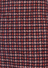 Load image into Gallery viewer, Uncle Frank Houndstooth Dress 6Whiskey Winter 2020