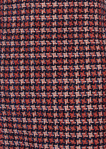 Uncle Frank Houndstooth Dress 6Whiskey Winter 2020