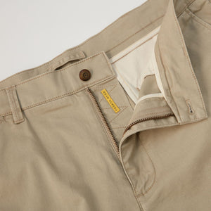 "Duck Head 9"" Gold School Chino Shorts khaki 6Whiskey 6 Whiskey six whisky"