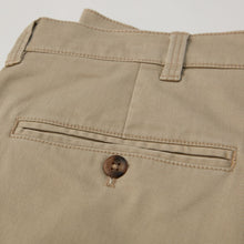 "Load image into Gallery viewer, Duck Head 9"" Gold School Chino Shorts khaki 6Whiskey 6 Whiskey six whisky"