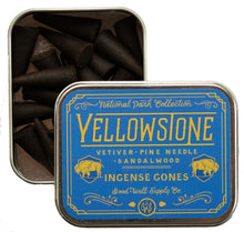 Load image into Gallery viewer, Yellowstone Incense Cones