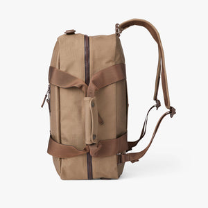 Side view Filson Ripstop Nylon Pullman at 6 Whiskey