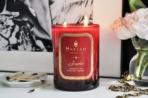 Josephine Candle ~ Essence of Opulent Amber