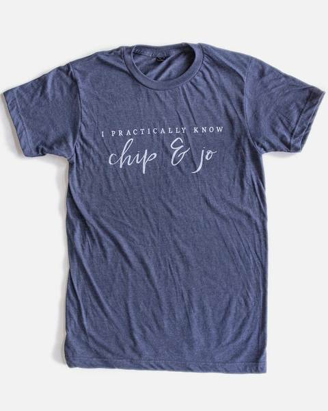 Chip & jo blue short sleeve t shirt cotton 6 Whiskey