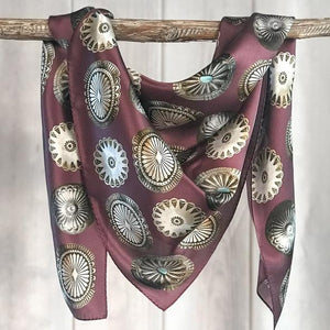 Scarf ~Cab Big Concho ~Long Tall