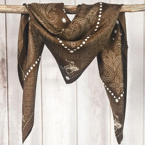 Scarf ~ Silk Banditos