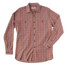 Load image into Gallery viewer, Duck Head Appalachian red plaid work shirt 6Whiskey 6 Whiskey six whisky