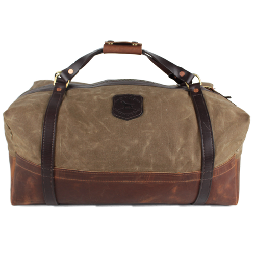 Over Under ~ Logger Duffel Bag