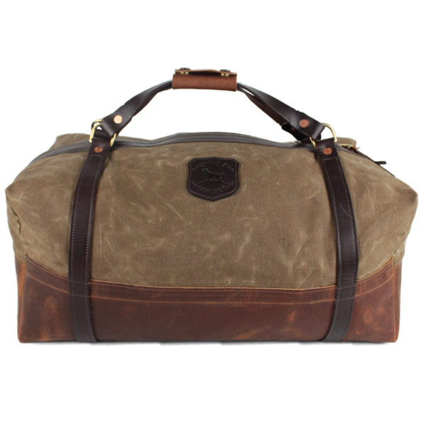 Over Under ~ Logger Duffel Bag 6 Whiskey American made six whisky Georgetown