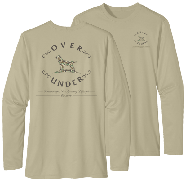 Over Under Performance Timber Tech ~ Long Sleeve