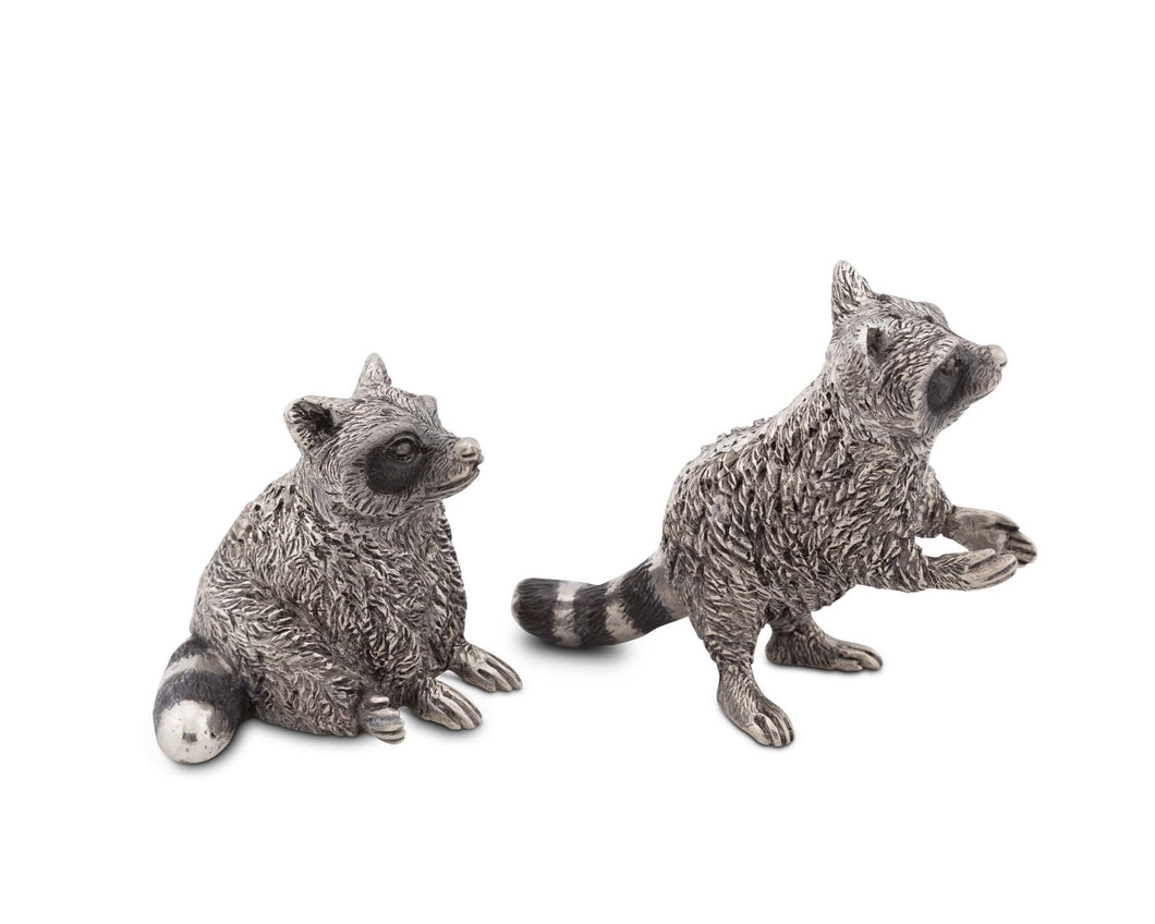 Raccoon Salt and Pepper