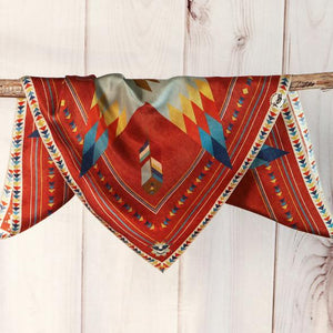 Scarf ~ Soaring Eagle Star Quilt