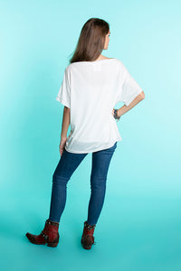 Double D Ranch Philadelphia Bird Top/Blouse
