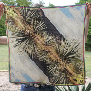 Scarf ~Yucca Peared