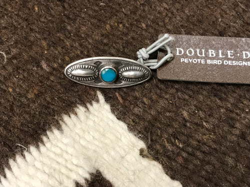 Double D Ranch Rayado Pin