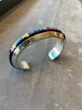 Load image into Gallery viewer, Mosaic Inlay Cuff Bracelet