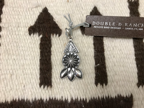 Double D Ranch Pueblo Dancer Charm
