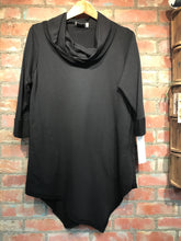 Load image into Gallery viewer, Cowl Neck Tunic