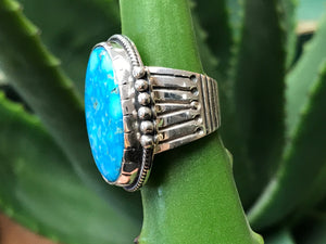 Peyote Bird Designs  Nomad Kingman Ring