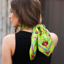 Load image into Gallery viewer, Scarf ~ Neon Fiestas