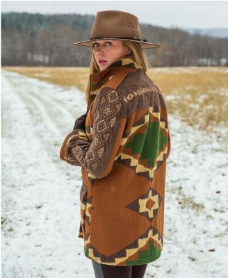 Tasha Polizzi ~ Jacket ~ Mayfield 6 Whiskey six whisky coat