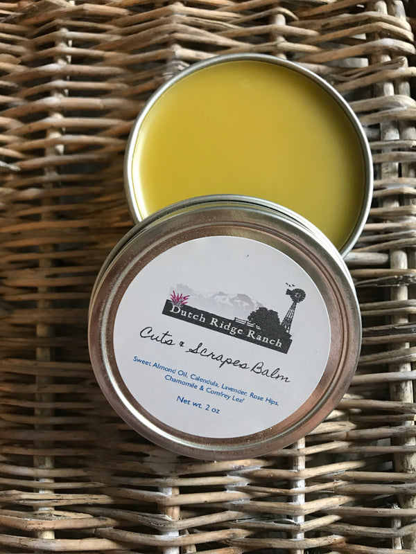 Cuts & Scrapes Balm