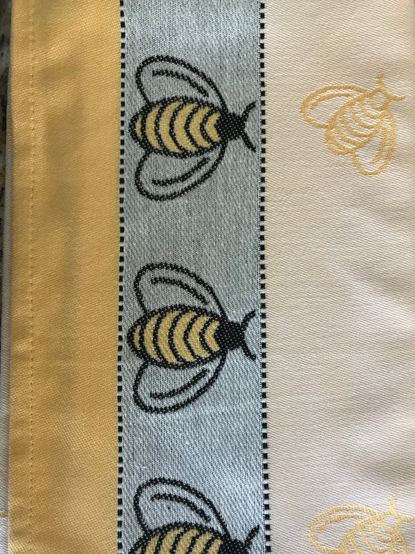 Mierco Honey Bee Hand Towel