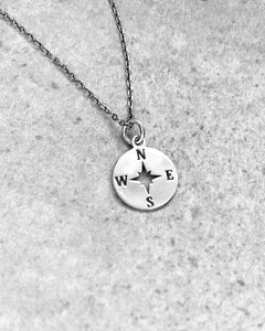COMPASS WIND NECKLACE