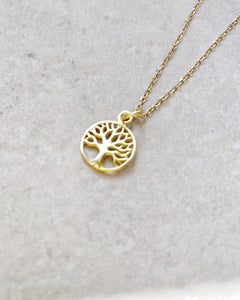 TREELIFE NECKLACE