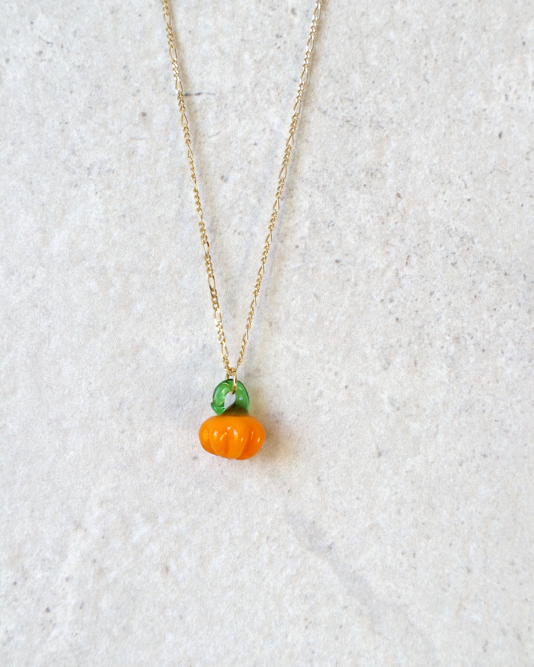 PUMPKING NECKLACE