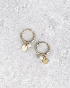 DADA PEARLS EARRINGS