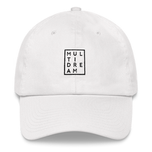 Load image into Gallery viewer, MULTIDREAM WHITE HAT