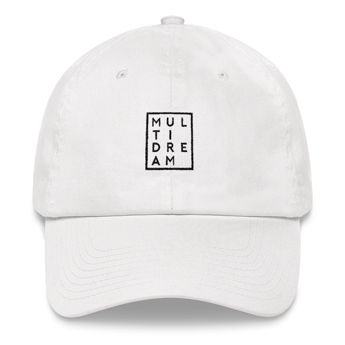 MULTIDREAM WHITE HAT