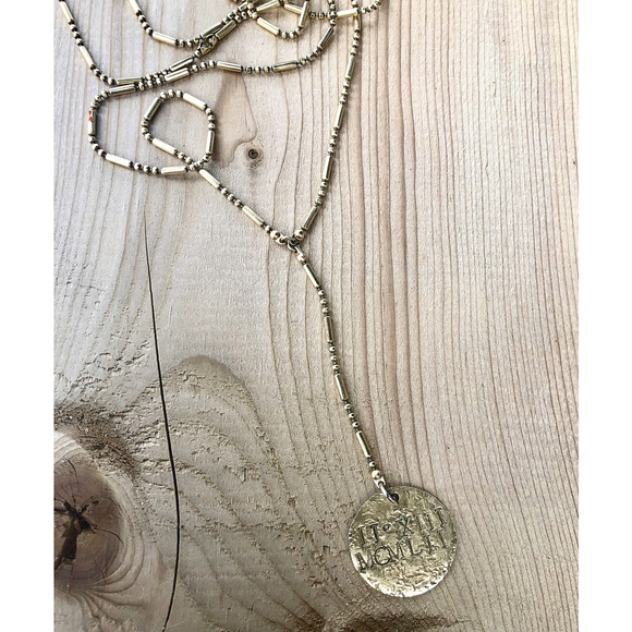 Custom Long Chain Y Coin