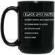 BM15OZ 15 oz. Black Mug - Design 1 - Custom Mug Order for Jacqueline Sanders & Kenneth Payne