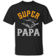 Super Papa - Mens T-shirt - Multiple Color - G500 5.3 oz. T-Shirt