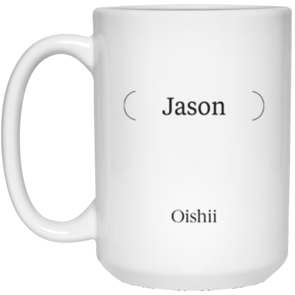 21504 15 oz. White Mug - Custom Mug Order for John Reed - 28 Mugs - 25_Jason - CustomTeesGifts