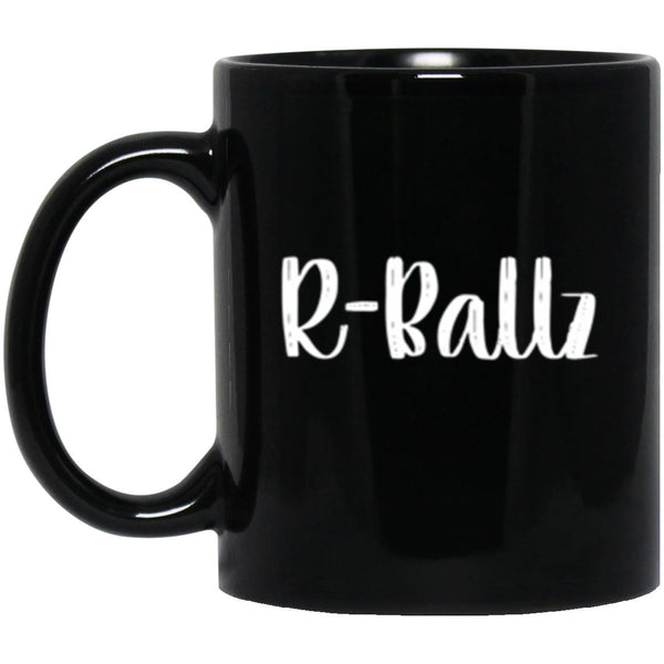 BM11OZ 11 oz. Black Mug - Custom Mug for Rachel Lauderdale