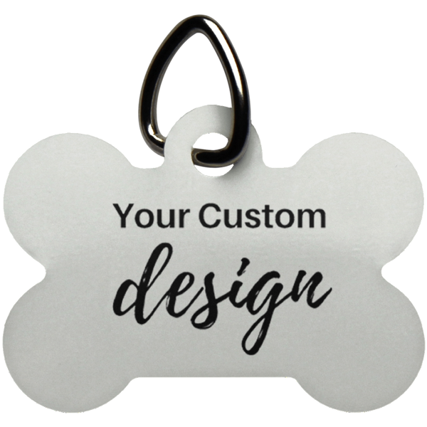Personalized Dog Tag - Bone Pet Tag - Personalized Pet tag - Pet ID Tags for Dogs - CustomTeesGifts