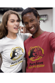 Pure Love has no Color T-Shirt - 3001C Unisex Jersey Short-Sleeve T-Shirt