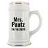 Personalized Beer Stein - Revised - Custom Mug Order for Holly Smits - 2 - CustomTeesGifts