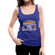 Age is no barrier. It's a limitation you put on your mind - Women's Premium Tank Top