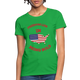 Freedom lies in being bold - Women's T-Shirt - Patriotic T-shirts