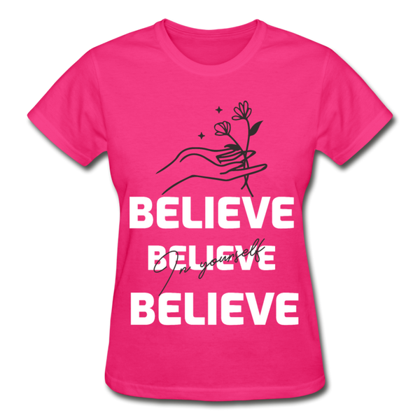 Motivational  Tshirt Gildan Ultra Cotton Ladies T-Shirt - CustomTeesGifts