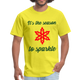 It's the Season to Sparkle Men's T-Shirt - Christmas T Shirt